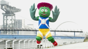 Clyde - The Glasgow 2014 Games Mascot