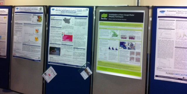 The SFFS poster and other contributions at ICFR