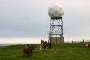 Hill of Dudwick Radar